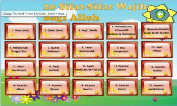 Game Edukasi-Islam for Kids