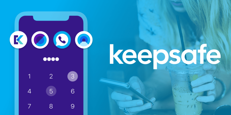 #12. Keepsafe App Lock