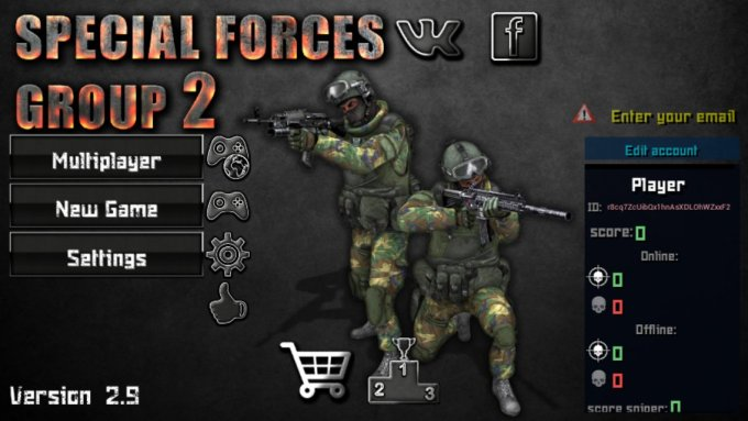 Aksi Special Forces Group 2