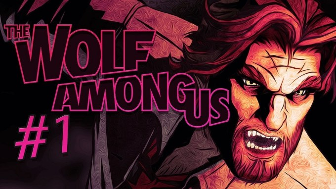 #16. The Wolf Among Us