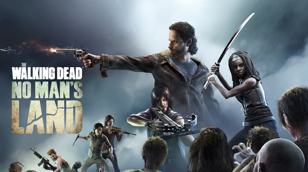 #17. The Walking Dead No Man's Land