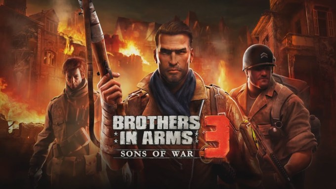 Arcade Brothers in Arms 3