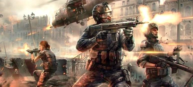 Game Petualangan Perang