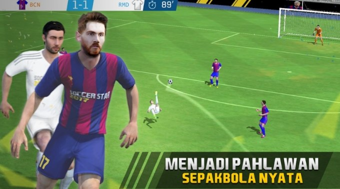 Soccer Star 2019 Top Leagues Permainan Sepak Bola