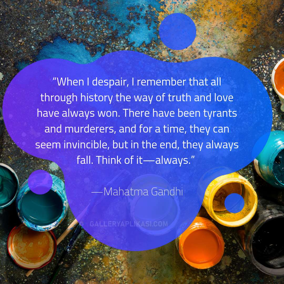 history the way of truth and love
