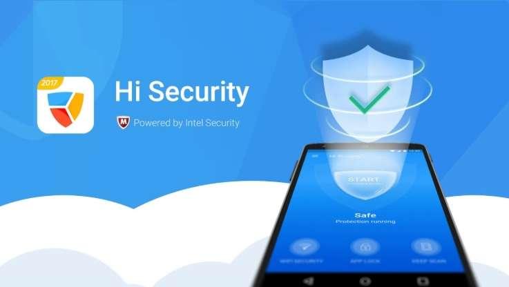 Virus Cleaner Hi Security