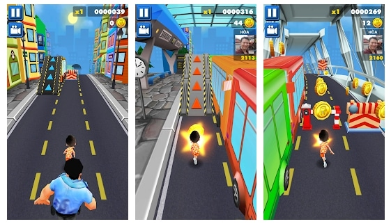 Subway Ride 3D Subway Surf Run Dash Surfers Game