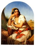 Guffens_Godfried_A_Bedouin_Chieftain_and_A_Bedouin_Woman-A_Pair_Of_Paintings_Pic2