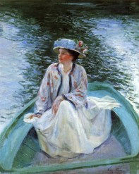 On the River's Edge, 1910