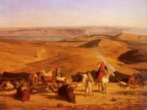 Pasini_Alberto_The_Desert_Encampment