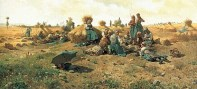 Peasants_Lunching_in_a_Field