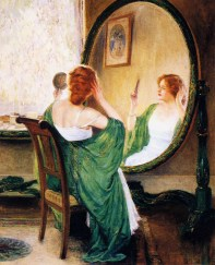The Green Mirror, 1911