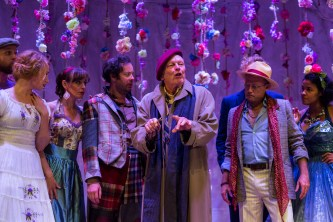 As You Like It 2015 Bell Shakespeare