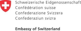 swiss embassy switzerland