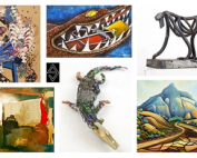 The annual summer exhibition
