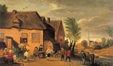 Peasant Scene
