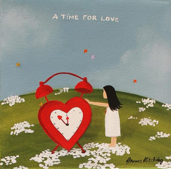 Herma Kitching a time for love