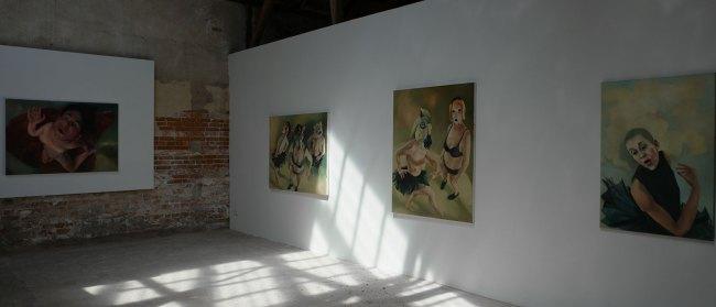 Mara Mattuschka, die Botschaft der Libelle