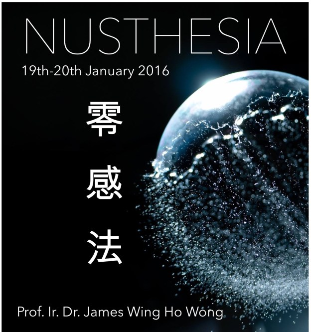 Nusthesia™ Workshop: Manifestation and Healing in the 21st Century