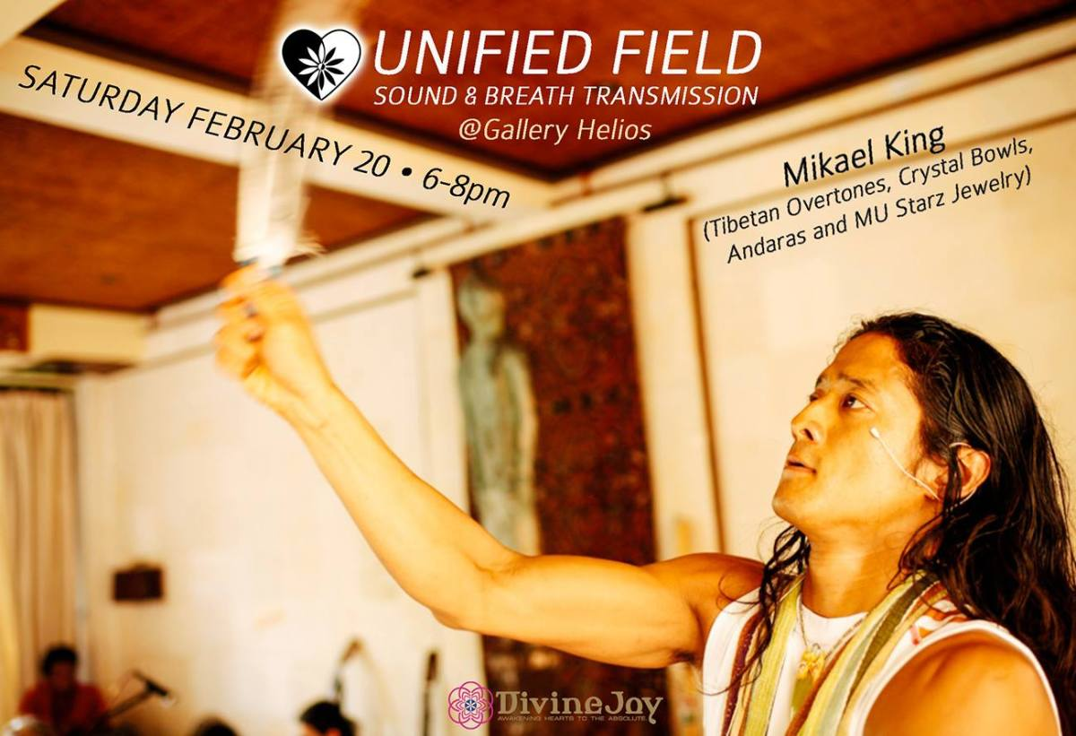 Unified Field: Sound and Breath Transmission