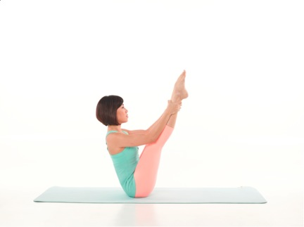 Pilates Matwork – Core Strengthening