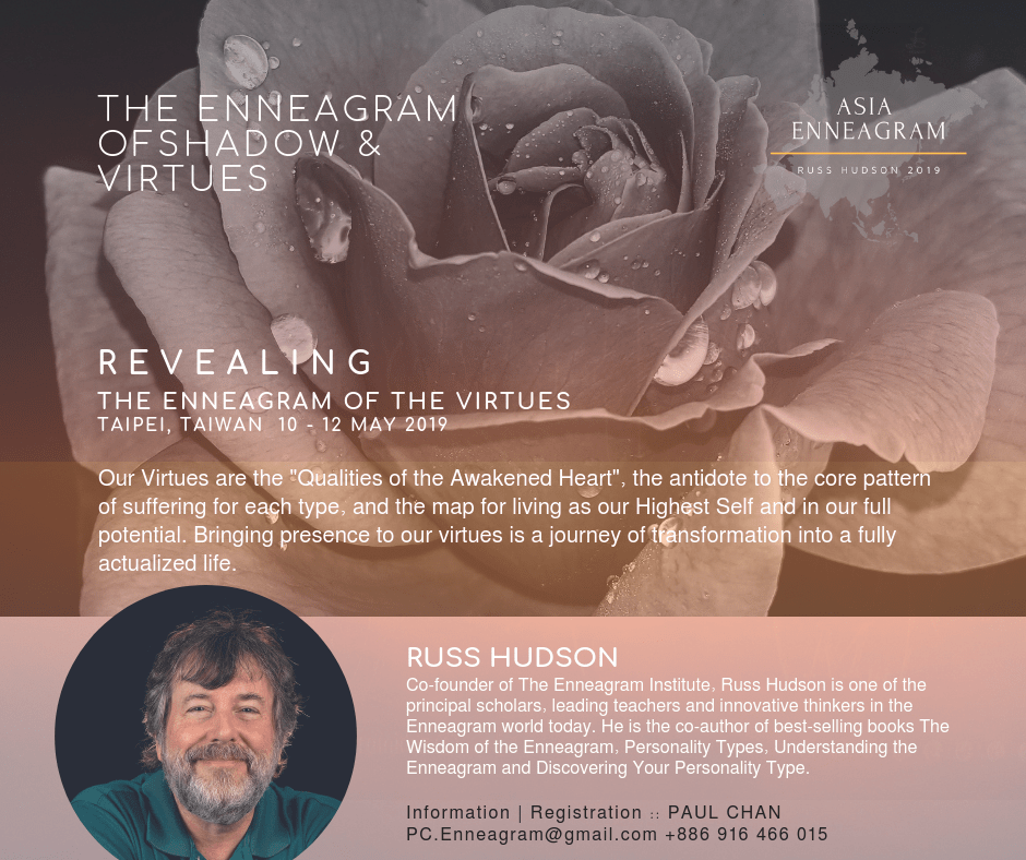 Revealing | The Enneagram of Virtues  with Russ Hudson