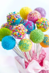Bucket list_advice for teens _ learn to make cake pops _ JustArtifacts.net Cakepops