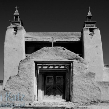 Church near Taos