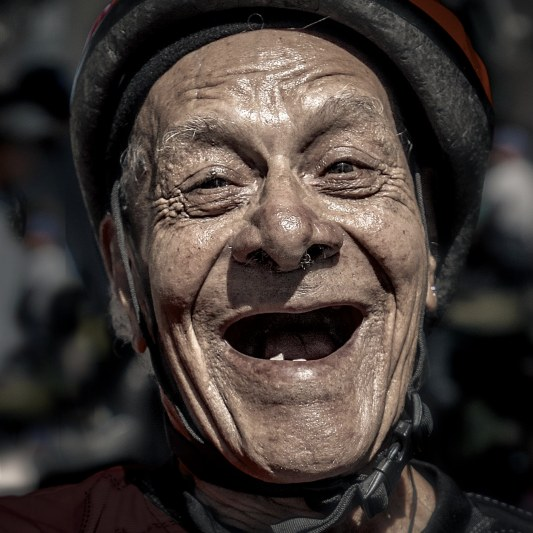 Laughing Man at Ciclavia 2018 V1