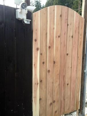 Fence outdoor custom
