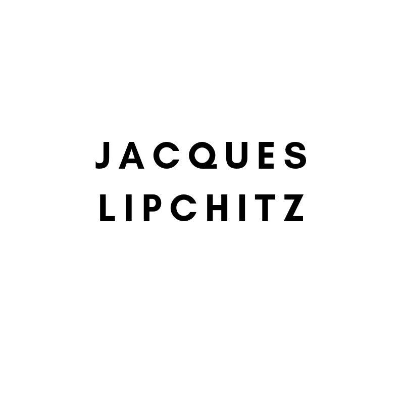 Klassische Moderne: Jaques Lipchitz