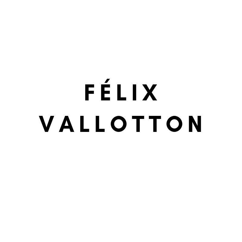 Artist Künstler Klassische Moderne: Felix Vallotton