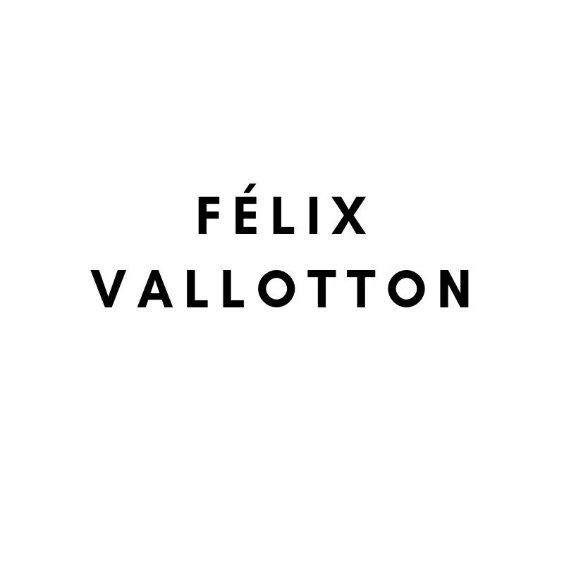 Klassische Moderne: Felix Vallotton