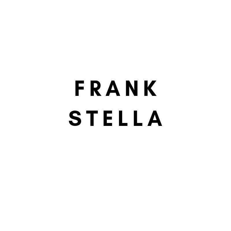 Künstler: Frank Stella