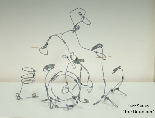 jazz series drummer