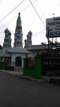 Mesjid An Nurumi, Jogja (6 Mei 2016)(3)