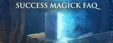 SuccessMagickFAQ