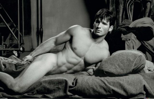 Image result for naked men in black white