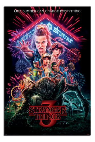 stranger things characters official hd