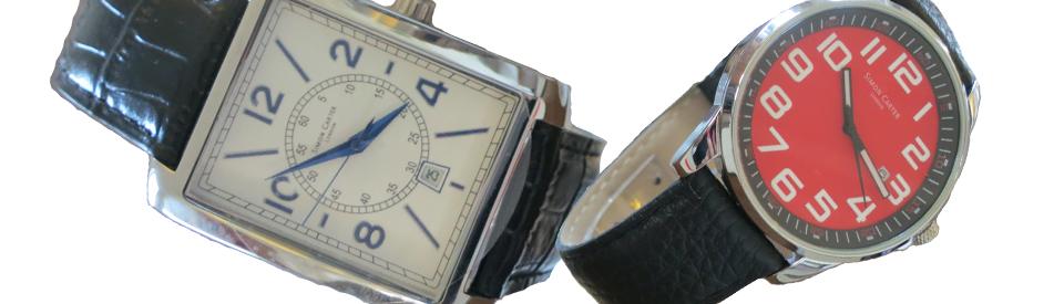 Simon Carter Watches