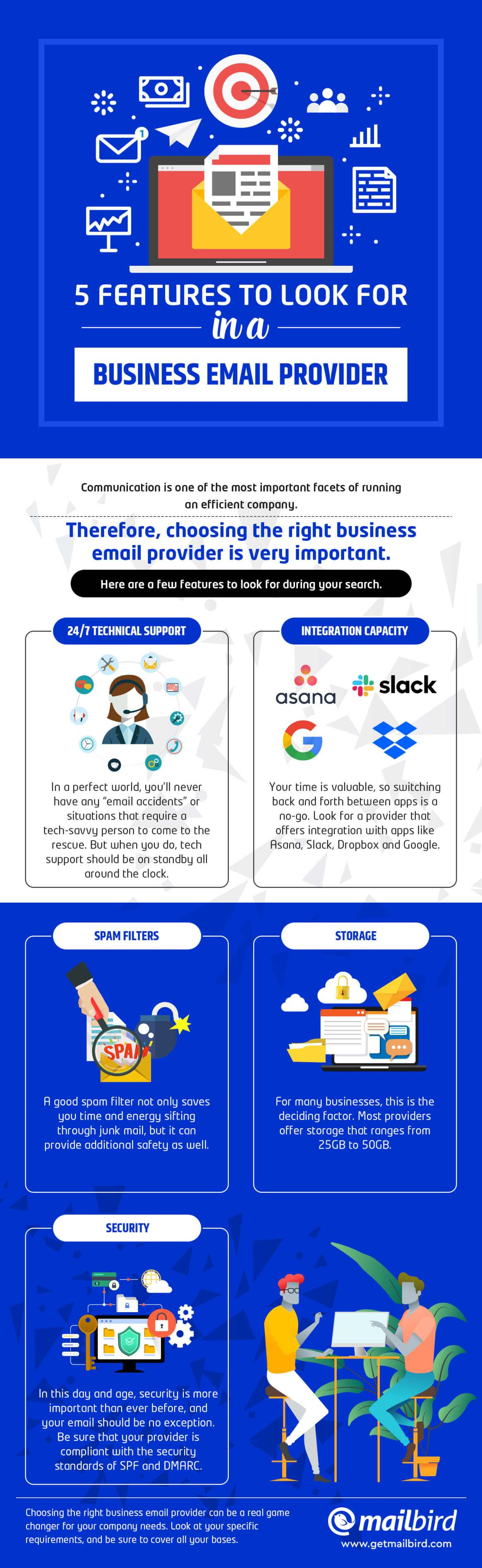 https://www.getmailbird.com/best-email-service-for-business/