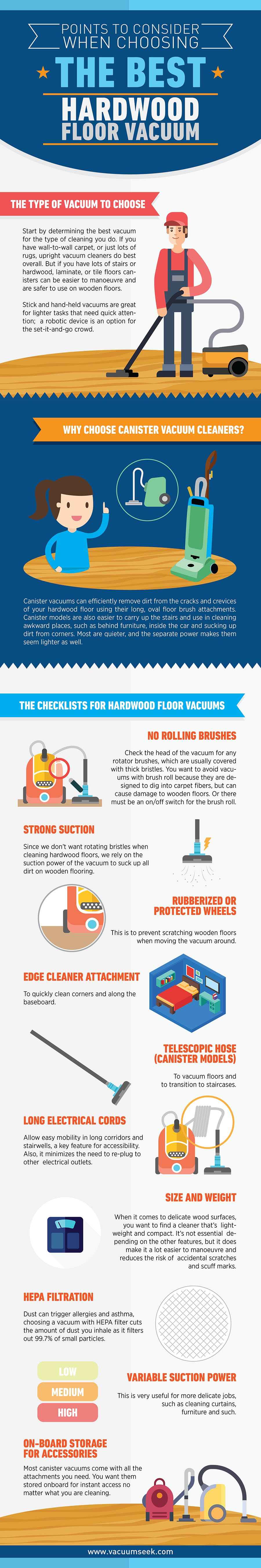 Finding the Best Vacuum for Hardwood Floors