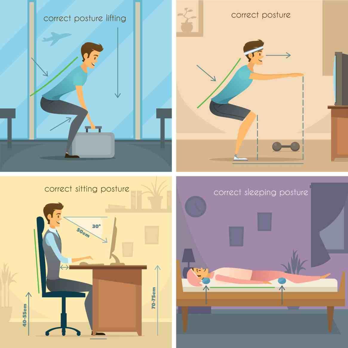 Good Posture for Good Health