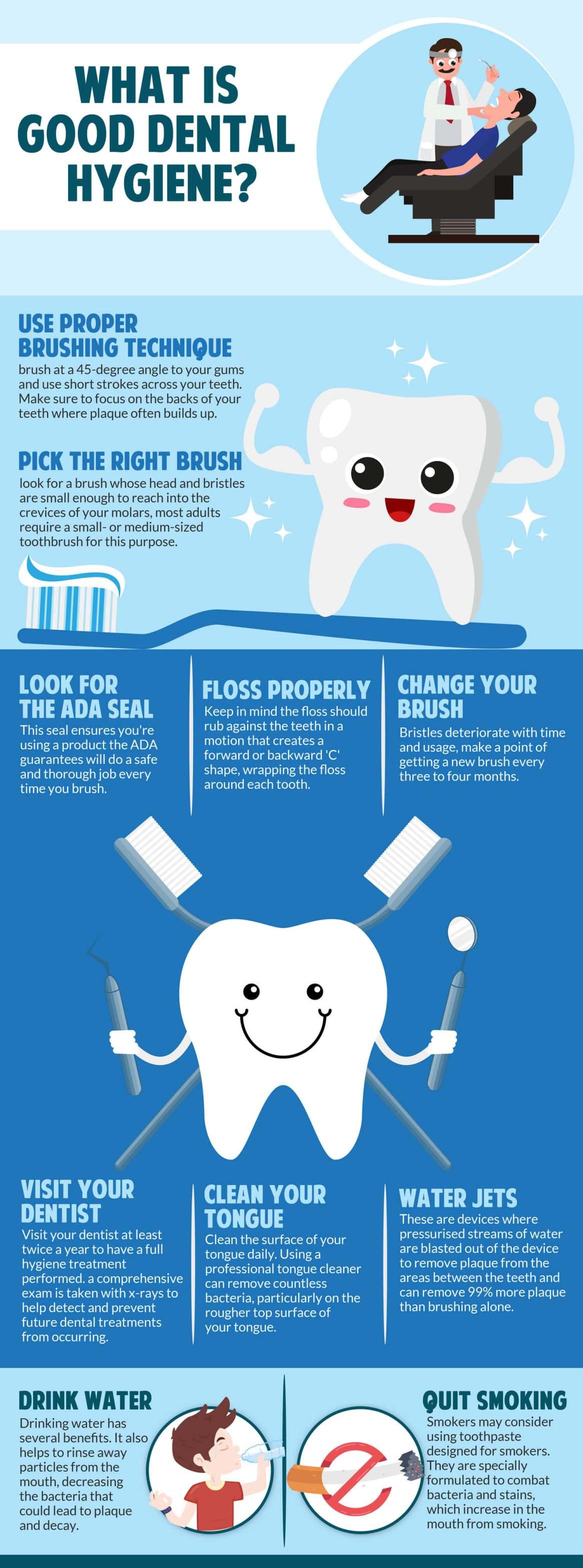 Practical Dental Hygiene Tips from a Calgary Dentist