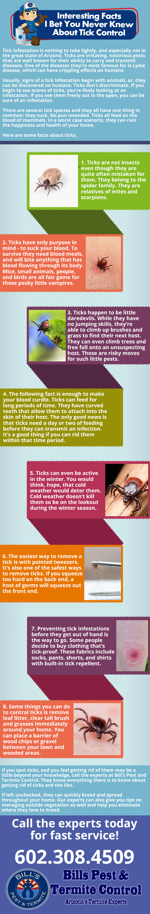 Interesting Facts I Bet You Never Knew About Tick Control