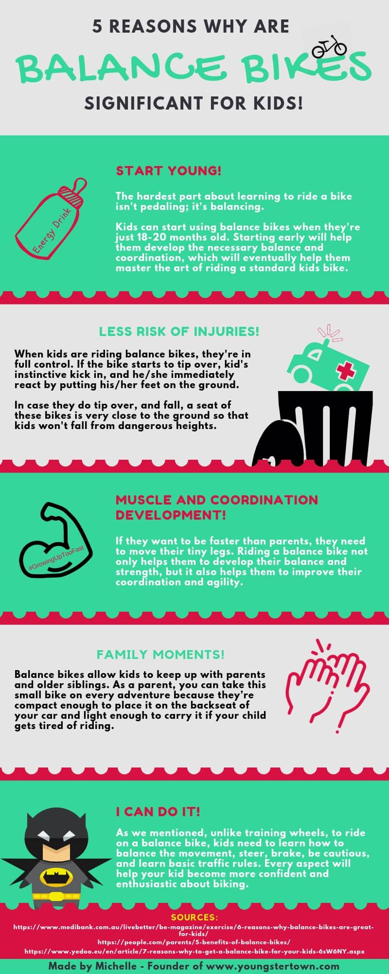 5 Most Crucial Balance Bike Benefits