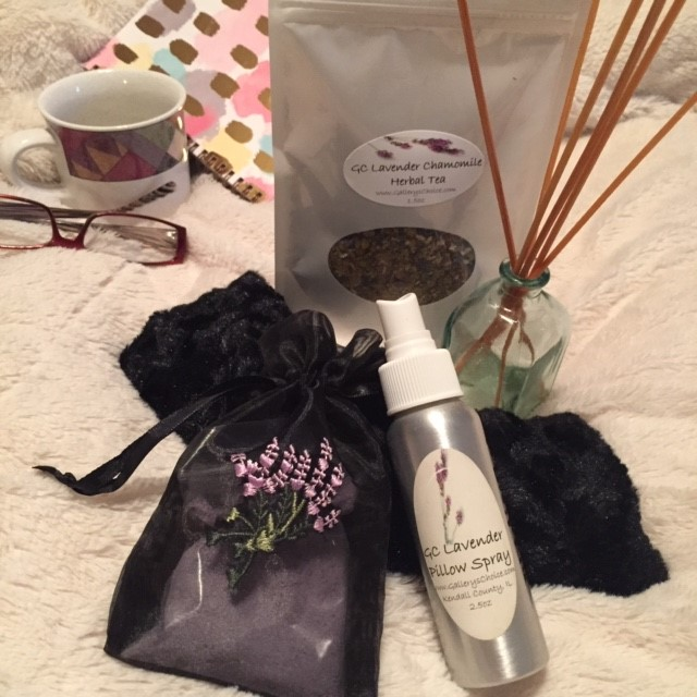 """Sleepy Time"" GC Lavender Gift Set"