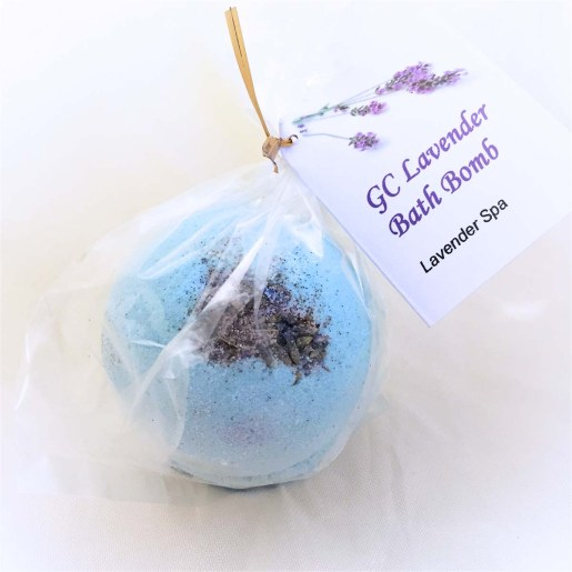 GC Lavender Spa Bath Bomb