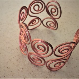 Copper and Metal Jewelry