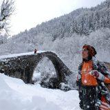 Rize-Çamlıhemşin kar (40)